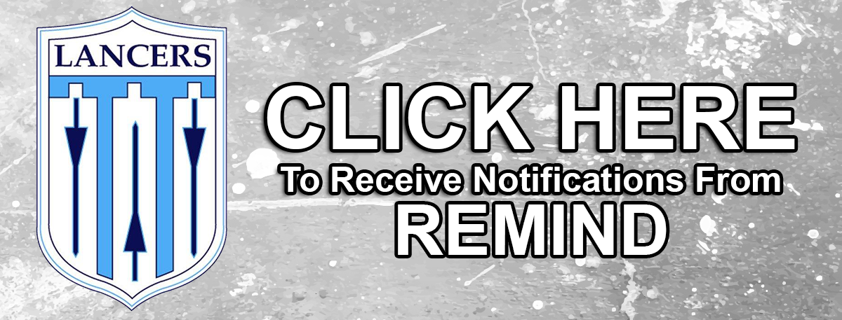 Click here to receive notifications from REMIND