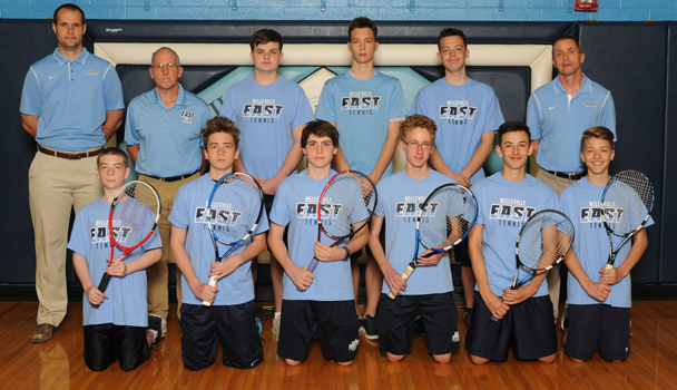 B.-East-JV-Boys-Tennis-Team-2016-2017