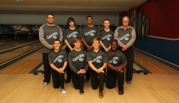 Boys Junior Varsity Bowling Team