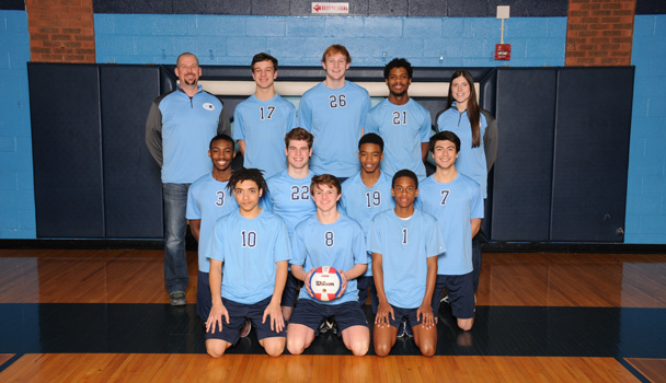 Boys Varsity Volleyball Team