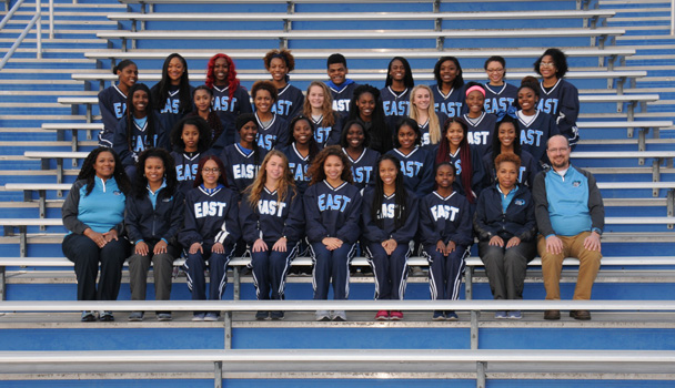 Girls Track Team