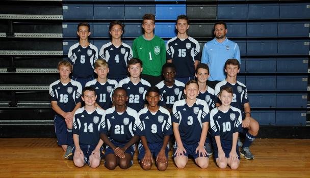 Boys Freshmen Soccer Team