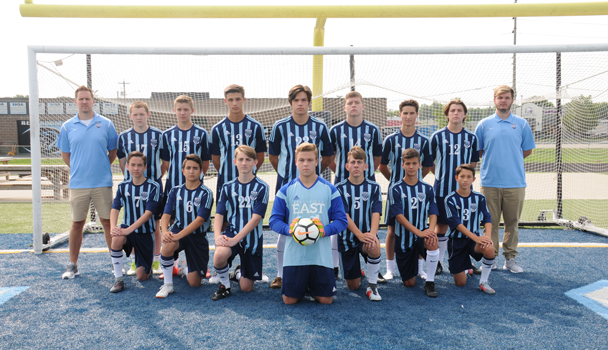 Boys Junior Varsity Soccer Team