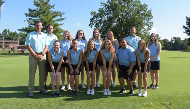 Girls Junior Varsity Golf Team