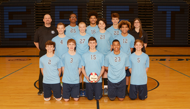 Boys JV Volleyball Team