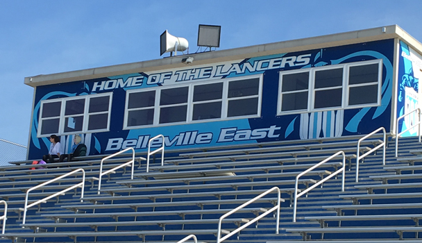 Football Field Stand