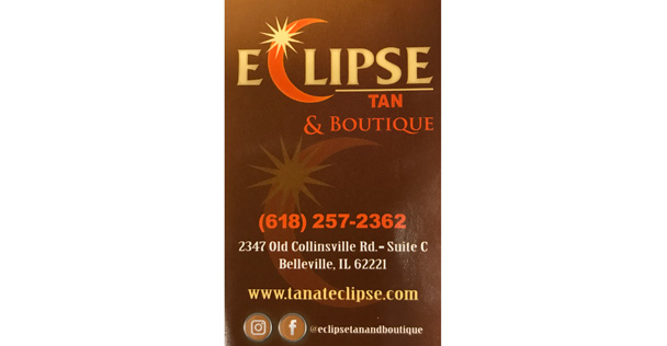 Eclipse Tan & Boutique ad