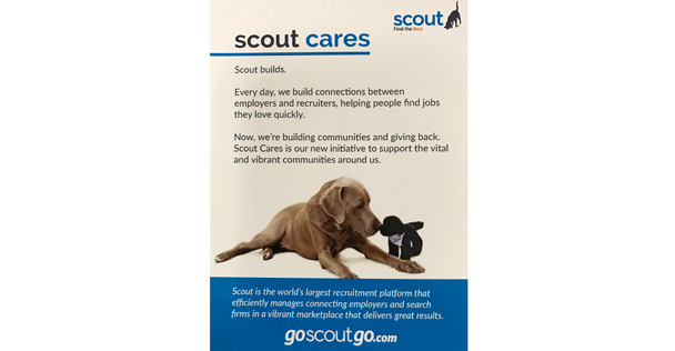 Scout recruitment platform ad