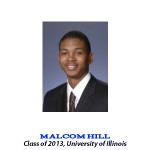 Malcom Hill Class of 2013 University of Illinois