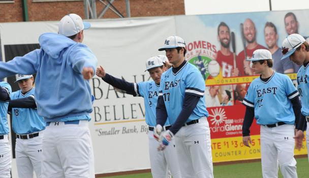 Baseball Action Shot