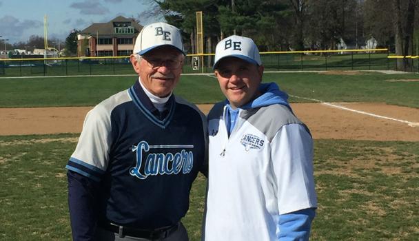 Coach Patton and Coach Wiggs