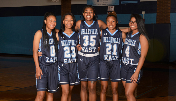 Seniors Girls Basketball