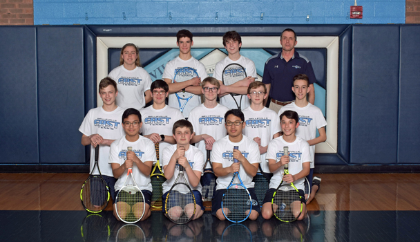 Boys JV Tennis Team