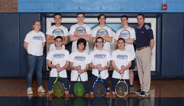 Boys Varsity Tennis Team