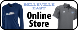 Belleville East Online Store Button