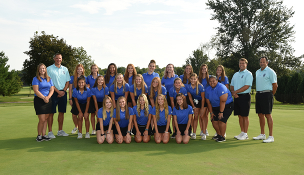 Girls Golf Team