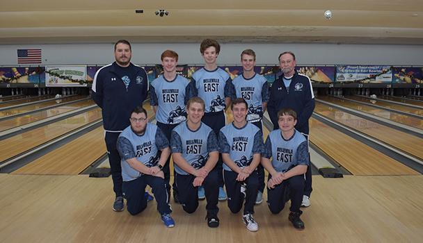 Boys Bowling-Varsity Team