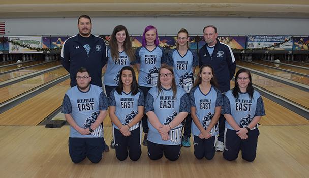 Girls Bowling-Varsity Team