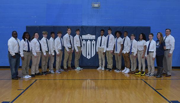 Wrestling Freshmen Team
