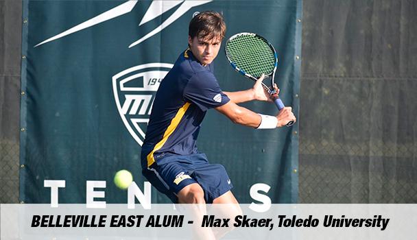 Belleville East Alum Max Skaer, Toledo University