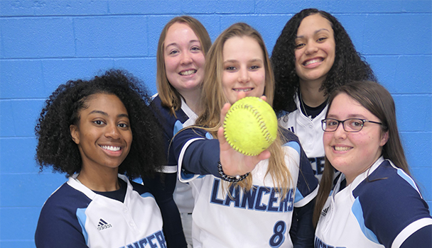 Junior Softball Players