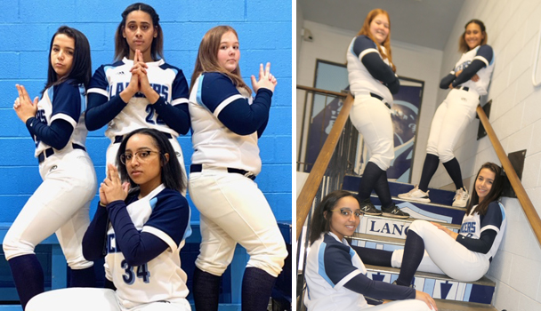 Senior Softball Players