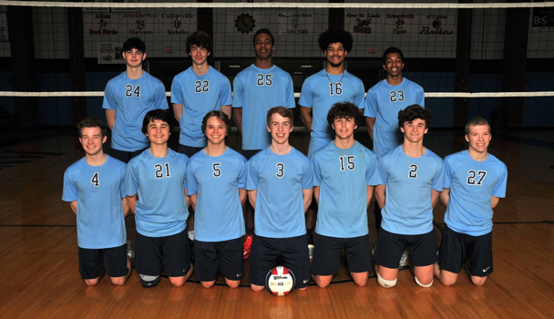 Boys Volleyball JV Team
