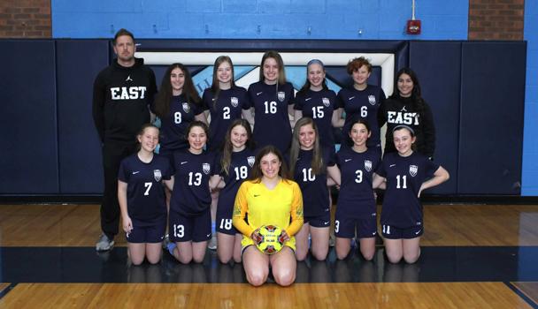 Girls JV Soccer Team