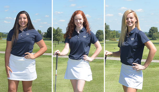 Girls Golfers